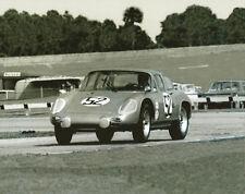 Vintage 8 X 10 1964 Daytona Porsche 356B 2000GS GT Winner Auto Racing Photo