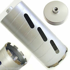 "4-1/4""Dry Diamond Core Drill Bit for Concrete Masonry 5/8""-11 Threads"