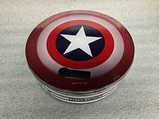 Mezco ONE:12 Captain America Deluxe Classic 2016 SDCC Exclusive SEALED in tin