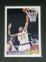 1992 Upper Deck Basketball CEDRIC CEBALLOS #214 Phoenix Suns MINT
