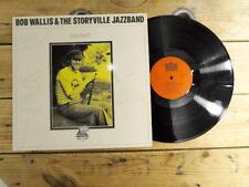 BOB WALLIS & THE STORYVILLE EASY DOES IT LP 33T VINYLE EX COVER EX ORIGINAL 1971