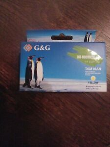 G & G NH-ROO902XL-Y Yellow Ink Cartridge  NEW/SEALED In BOX