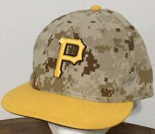 Pittsburgh Pirates New Era 59Fifty Digital Camo Size 7 5/8 Hat MLB Baseball Cap