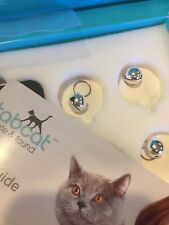 3 Bells Only! For: Tabcat Pet Tracker Tracking Cat Collar Pet Tracking System
