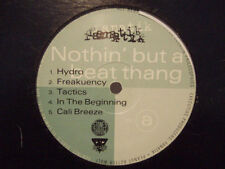 FANATIK - NOTHIN' BUT A BEAT THANG (VINYL LP)  1996!!!  RARE!!!  MOLEMEN!!!
