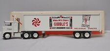 1979 Winross Gibble's Potato Chips Semi Tractor Trailer 1:64 Scale Diecast