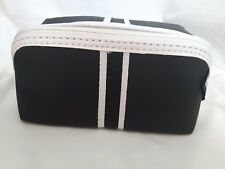 United AIRLINES SAKS FIFTH AVENUE EMPTY amenity bag cosmetic case