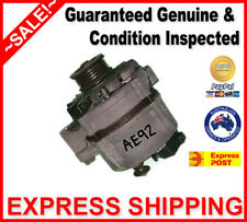 Genuine Bosch Ae90 Ae92 Alternator / Generator Toyota Corolla  - Express Post