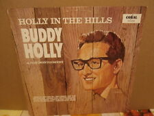 """buddy holly/bob montgomery""""holly in the hills""""lp12""""or ger.1965.coral:97038.biem."""