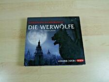 Christoph Hardebusch: Die Werwölfe / Hörbuch