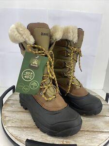 ✨Kamik Women's Shellback Nylon Waterproof - Boots size 8