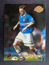 Merlin Premier Gold 1998-1999 - Nick Barmby Everton #58