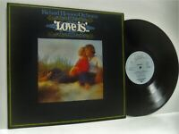 THE RICHARD HEWSON ORCHESTRA love is (sundance) LP EX+/VG+ CPLP 1002 vinyl album