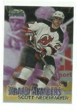 1998-99 O-Pee-Chee Chrome Board Members #B8 Scott Niedermayer (ref 96331)