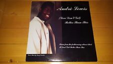 Andre Lewis ‎– (Love Don't Get) Better Than This 1995 UK 12""
