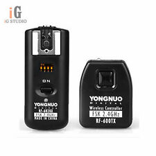 Wireless Yongnuo RF602/C Camera Flash Sync Trigger Set for Canon