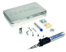 Dremel Versatip 2000-6 - Multifunctional Butane Soldering Iron Kit F0132000JA -
