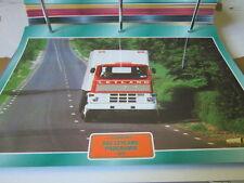 Super Trucks Technologie England Das Leyland Programm 1974