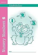Nursery Numbers Book 6 by Sally Johnson (Paperback, 2000)