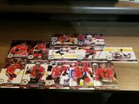 2017-18 Upper Deck UD series 1& Series 2 Chicago Black Hawks Team Set (12 cards)
