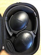 Bose QuietComfort 35 Wireless Noise-Cancelling Headphones - Black