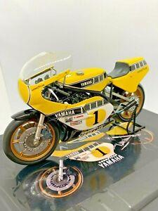 Minichamps 1/12 Yamaha YZR 500 Kenny Roberts World Champion 1979