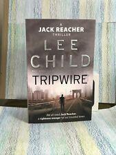 "Lee Child ""Trip Wire"" (Paperback) Jack Reacher 500+ pages"