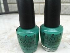 2 x OPI JADE IS THE NEW BLACK(NL H45)