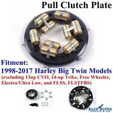 1X Easy Pull Clutch Plate Kits For Harley Davidson Big Twin Models 1998-2017 New