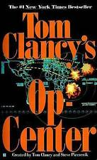 Op-Center, Tom Clancy and Steve Pieczenik , Acceptable | Fast Delivery