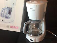 Bosch Compact Class TKA3A011 Kaffeemaschine Top Weiß 10 Ta