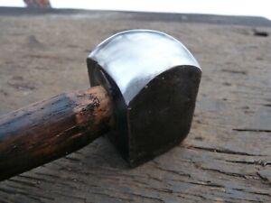Small Odd Blacksmith/Anvil/Forge Raising/Forming Hammer VG!