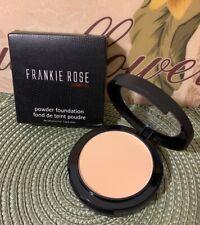 Frankie Rose Cosmetics Powder Foundation ~ Porcelain NIB