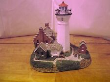 Harbour Lights Fort Port Sanilac Michigan Lighthouse 1997 #506 6284 Exclusive