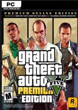 GTA 5 Premium Online Edition PC (Rockstar)