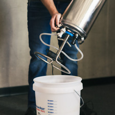 Ss Brewtech Keg WaSsher Corny Keg Washer Ball Lock w/ Pump Homebrew Beer CIP