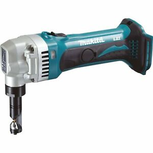 Makita XNJ01z 18-Volt 16-Guage LXT Lithium-Ion Cordless Nibbler Kit, - Bare Tool