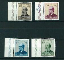 Luxembourg 1947 Caritas full set of stamps. Mint. Sg 502-505.