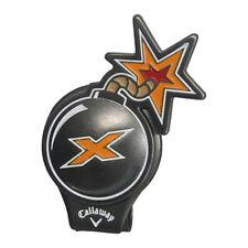 Callaway Golf X-Bomb Hat Clip Ball Marker,  Brand New