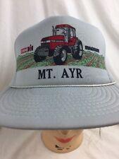 Case IH  7120 Series Magnum Tractor Snapback Trucker Hat Mt. AYR
