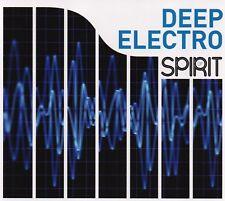 SPIRIT OF DEEP ELECTRO 4 CD NEU