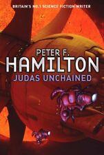 Judas Unchained (Commonwealth Saga) By Peter F. Hamilton. 9781405000369