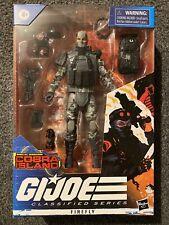 G.I. Joe Classified Series Special Missions: Cobra Island Firefly GI Joe