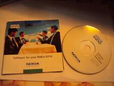 ORIGINAL CD SOFTWARE FOR NOKIA 6210