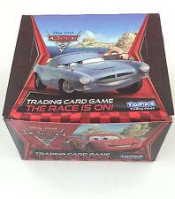 Topps Disney PIXAR Cars 2 Card Game Booster Box (50 packs)-Great item!