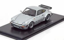 1:43 Kyosho Porsche 911 Carrera 3.2 Coupe 1984 silver