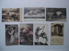 LOT CARTE POSTALE CP animaux
