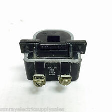 GE Industrial 22D135G003 22D135G3  Coil 230V 60HZ (UNUSED)
