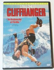 Cliffhanger Collector's Series DVD.  Sylvester Stallone, Janine Turner.