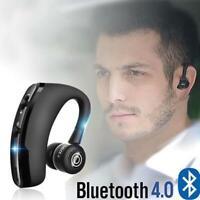 V9 BLUETOOTH AURICOLARE STEREO SENZA FILI Cuffie Wireless con Microfono Cuffia